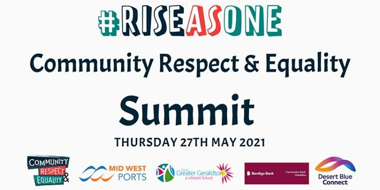Title image for the Community Respect & Equality Summit